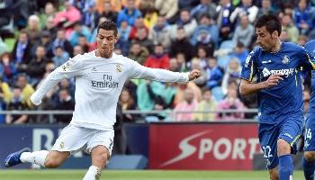 Real Madrid – Getafe : bientôt 10 victoires de suite pour le Real dans ce derby !