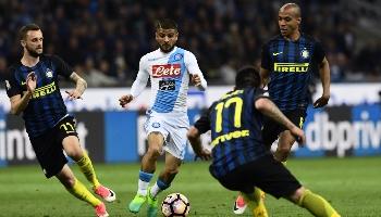 Inter – Naples : pariez sur l'affiche de Serie A !