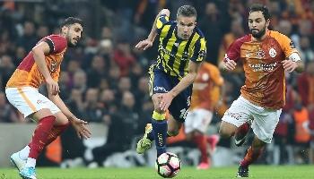 Fenerbahçe–Galatasaray, pariez sur le derby intercontinental !