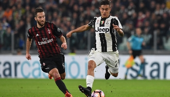 Milan – Juventus : les 2 principaux clubs italiens s'affrontent