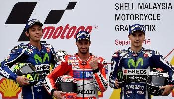 Moto GP de Malaisie, Dovizioso vainqueur et Marquez champion ?