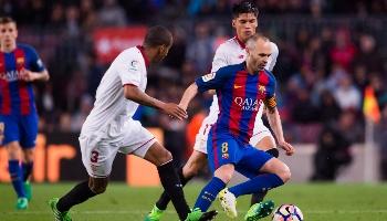 Barcelone – Séville : pariez sur la rencontre aller de la Supercoupe d'Espagne.