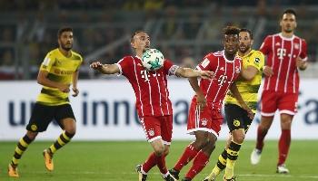 Bayern – Borussia : pariez sur Der Klassiker !