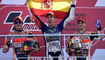 Moto GP de Valence ; vers un final rocambolesque !
