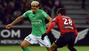Lille – St-Etienne : deux des meilleures équipes du début de saison