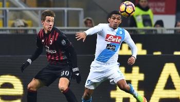 Milan – Naples : ils s'affronteront de nouveau dans 3 jours en coupe