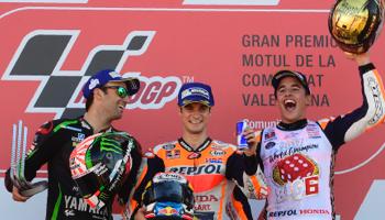 Moto GP de Valence : Le dernier grand prix de la saison