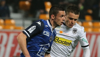 Angers – Troyes : duel de seconde partie de tableau !