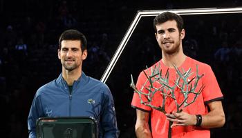 Masters Paris : pariez sur le dernier tournoi ATP 1000