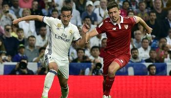 Real Madrid – FC Séville : pariez sur le choc de fin de semaine en Liga !