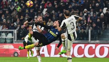 Juventus – Inter : pariez sur ce clash de Serie A !