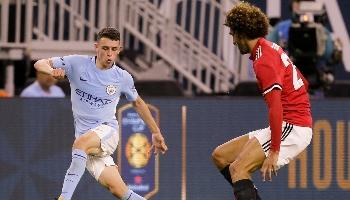 Man City – Man United : pariez sur le derby de Manchester