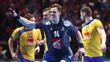 France – Suède : pariez sur la demi-finale du Mondial de Handball !
