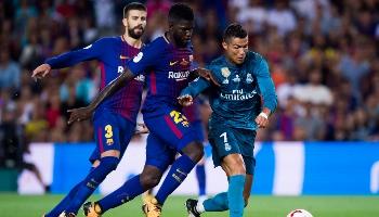 FC Barcelone – Real Madrid : pariez sur le Clásico !