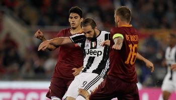 Juventus – AS Rome : pariez sur le choc de la Serie A !