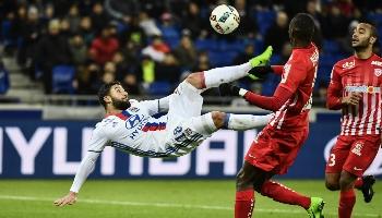 Nancy – Lyon : affiche du samedi soir en coupe de France !