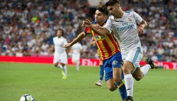 Valence – Real Madrid : pariez sur le champion d'Espagne !