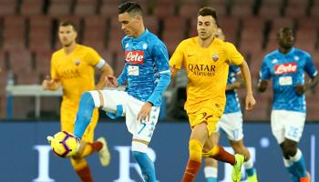 AS Rome – Inter : affiche du dimanche soir en Serie A