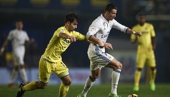 Real Madrid – Villareal : pariez sur le choc de la Liga !