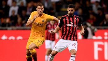 AS Rome – Milan AC : Le quatrième de la Serie A affronte le cinquième