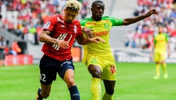 Lille – Nantes : rencontre décalée du samedi.