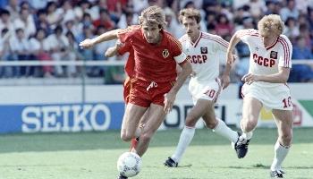 Jan Ceulemans : « La Belgique est l'un des favoris de la coupe du monde. »