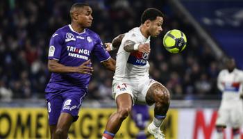 Toulouse – Lyon : l'OL vise le grand huit