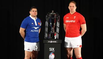 France – Pays de Galles : pariez sur le match d'ouverture des VI nations !
