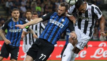 Juventus – Inter : l'affiche avancée de la Serie A !