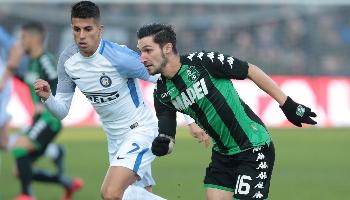Inter – Sassuolo : le favori ne gagne pas souvent !