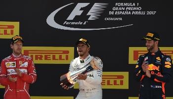 F1 GP de Barcelone : Vettel et Hamilton au coude à coude !