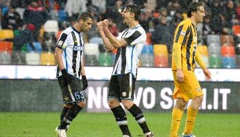 Hellas – Udinese : match de bas de tableau important !