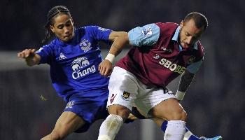West Ham – Everton : pariez sur ce match à cote serrée !