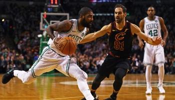 Boston – Cleveland : avantage de salle pour les Celtics, et les Cavs favoris.