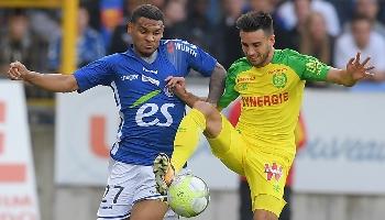 Nantes – Strasbourg : les Canaris n'ont pas perdu contre le Racing depuis longtemps.