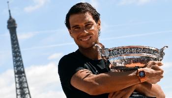 Roland Garros Messieurs : Nadal vers un onzième titre.