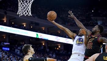 Golden State – Cleveland : pariez sur les finales 2018 de la NBA !