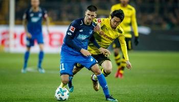 Hoffenheim – Dortmund : pariez sur un match nul avec des buts.