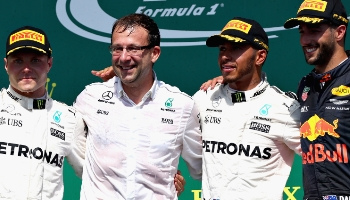 F1 GP du Canada : Hamilton maître des lieux !