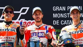 Moto GP de Catalogne : Troisième victoire italienne de suite à Montmeló !