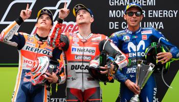 Moto GP de Catalogne : Marquez favori à Montmeló