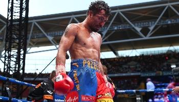 Pacquiao – Matthysse : pariez sur la ceinture WBA des poids Welter.