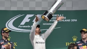 GP d'Allemagne F1 : duel entre Hamilton et Vettel.