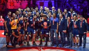 Ligue des Champions d'Handball : le PSG favori des pronostics.