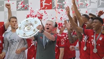 Champion de Bundesliga : Misez sur le Bayern au 7ème ciel !