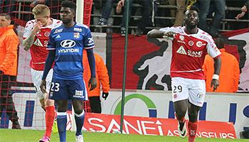 Stade de Reims – Olympique Lyonnais : qui sera en tête de la Ligue 1 ?