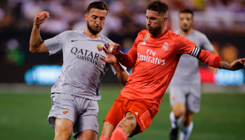 AS Rome – Real Madrid : le demi-finaliste contre le triple vainqueur