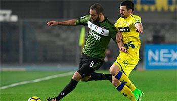 Chievo – Juventus : pariez sur les débuts de Ronaldo.