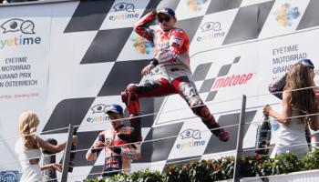 Moto GP Autriche : Marquez n'a jamais gagné cette course