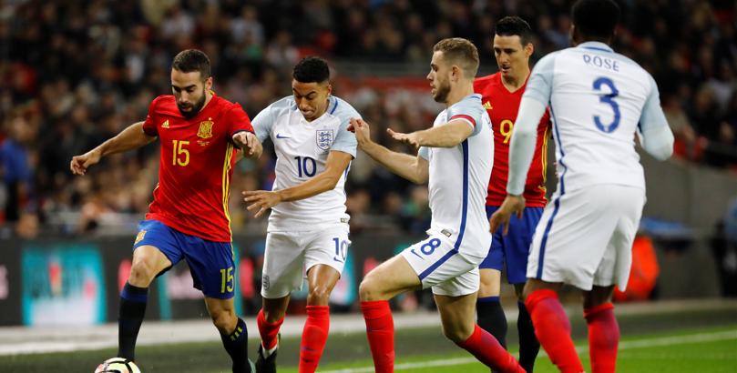 Cote Espagne Angleterre Pronostic Pari Sportif 15 10 18 Bwin